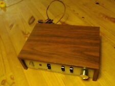 ULTRA RARE BOSE 901 Series 1 equalizzatore full working worldwide shipping!