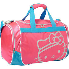 Hello Kitty Golf Hello Kitty GO! Sports Duffel Bag Gym Duffel NEW