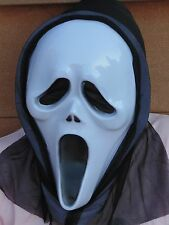 Scream Maske  Halloween Karneval Silvester Partygag Horrormaske Scary Movie