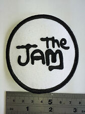 The Jam Patch Embroidered - Iron or Sew On