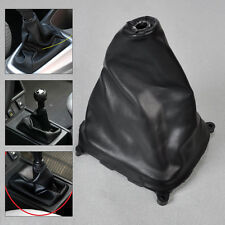 NEW BEST PU Leather Gear Boot Gaiter Cover for Mazda Protege Mazda 323 1998-2003