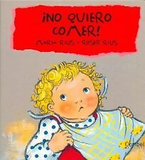 ¡No quiero comer! (Cucú series) (Spanish Edition), Trévol, S. A., New Books