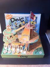 Nickelodeon Nicktoons Doug 3D Bluffscout Adventure board Game 1 of 2 online!!