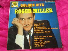 Roger Miller – Golden Hits  Mercury International SMWL 21010 UK Vinyl LP album