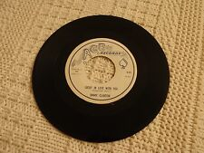 JIMMY CLANTON  LUCKY IN LOVE WITH YOU/NOT LIKE A BROTHER ACE 634 M-