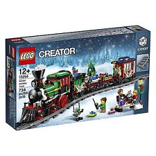 LEGO Winter HOLIDAY Train Set 10254 CHRISTMAS *2016* Expert NEW & SEALED