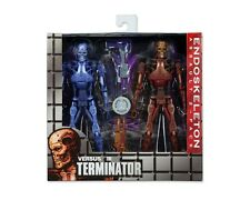 NECA ROBOCOP VS TERMINATOR ENDOSKELETON 2 PACK ACTION FIGURE NEW