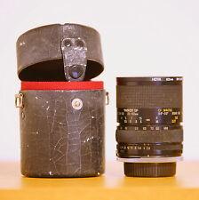 Tamron SP Macro 1:2. 8-3.8 35-80mm Adaptall 2 01A Lente Hoya Contax y/c caso de montaje