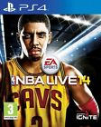 NBA Live 14 PS4 PAL PlayStation 4 Game