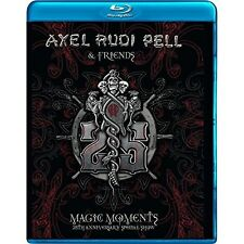 AXEL RUDI PELL - MAGIC MOMENTS  BLU-RAY NEU