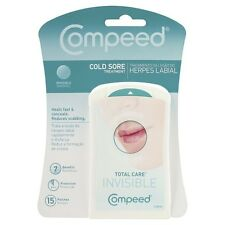 Compeed Cold Sore 15 Patches