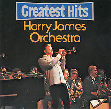 HARRY JAMES ORCHESTRA : GREATEST HITS / CD - NEUWERTIG