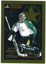 1997-98 Beehive Golden Portraits 69 Roberto Luongo Rookie