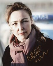 AUTOGRAPHE SUR PHOTO 20 x 25 de Catherine FROT (signed in person)
