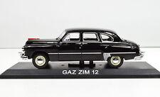 GAZ ZIM 12 Maßstab 1:43 schwarz von atlas die-cast