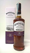 BOWMORE 18 YEARS OLD 70CL 43% VOL CON BOX