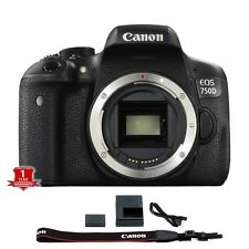 Canon EOS Rebel T6i / 750D DSLR Camera Body