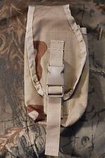 Specialty Defense SDS MOLLE II RACK Army Issue Sabre Radio Pouch Desert Camo DCU