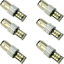 Daily Use 2PC High Power 15W Turn Signal Blinker Amber Product Yellow LED Light