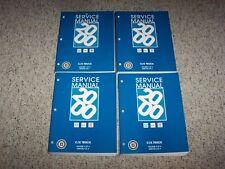 2000 GMC Sierra C K 3500 Truck Shop Service Repair Manual SL SLE SLT 6.5L Diesel