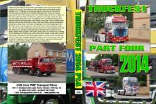 2856. Truckfest. UK. Trucks. Peterborough. May 2014. The last of four fantastic