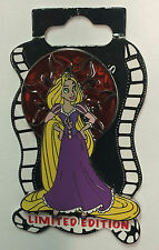 Disney DSSH DSF Tangled Rapunzel Stained Glass Spherical Window LE Pin