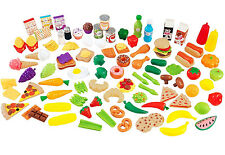 KidKraft Tasty Treats Play Food Set - 63330 New