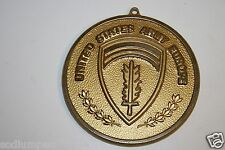 WOW Vintage 1988 USA Army Europe Men's Track & Field Running Relay 100M Medal