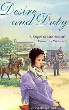 Desire and Duty : A Sequel to Jane Austen's Pride and Prejudice by Marilyn Bader