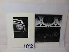 1990 Mercedes-Benz 300 Class Sales Brochure Book Pictures w/Tech. Specs. Poster