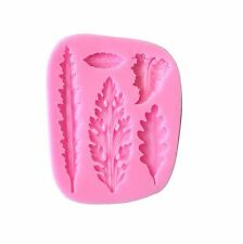 Silicone Mold - Leaf Various