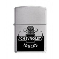 Zippo Chrome Chevrolet Trucks Lighter