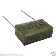 KENWOOD CHEF & MAJOR EVOX RIFA PME271M  0.15uF, 150nF 275Vac X2 CAPACITOR