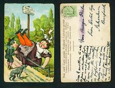 COMIC – KEEP OF THE GRASS – FOREIGN PC – USED CANCEL 1906