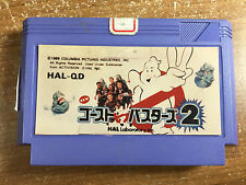 Ghostbusters II Nintendo Famicom Famiclone FC/NES US Seller