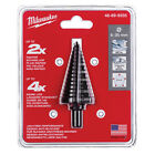 Milwaukee 48-89-9335 6 mm - 35 mm, 14 Hole Size Step Drill Bit