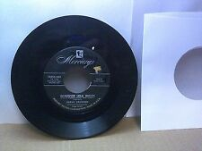 Old 45 RPM Record - Mercury 70595x45 - Sarah Vaughan - Whatever Lola Wants / Oh