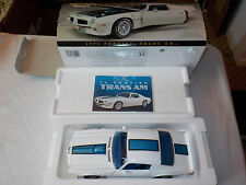 ERTL 1/18 1972 Pontiac Trans AM American Muscle MINT Series 1 of 7,499