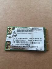 WIFI CARD 407576-001 396331-001 Wireless Card for HP COMPAQ HP 510 HP 530