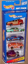 HOT WHEELS.COM Gift Pack, 5 car set, Hot Wheels 1:64, SHIPS FAST - NEW in Box!