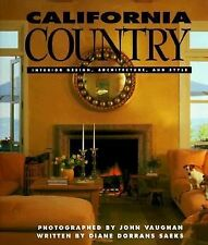 California Country: Interior Design, Architecture, and Style