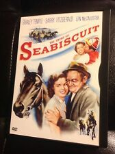 The Story of Seabiscuit (DVD, 2003) Shirley Temple Barry Fitzgerald