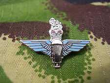 Parachute Regiment Famous Military Maroon Para Beret Badge Enamel Lapel/Tie Pin