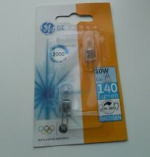 x2 lumen bulds 10w 2000 hours life 2 pin free post 140 lumen