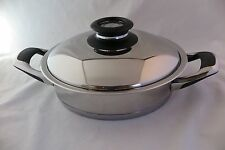 Original amc casserole 2,5l poêle induction secuquick pots ensemble des Kassel