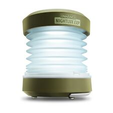 ENHANCE NIGHTLUX EXP Portable Hand Crank Powered Lantern Lamp & LED Flashlight