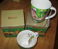Novelty Golf Mugs - SET of TWO - in Boxes
