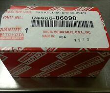 NEW OEM REAR BRAKE PADS 07 08 09 2010 TOYOTA CAMRY