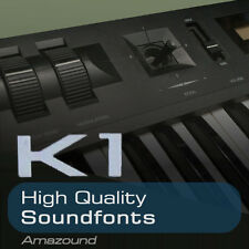 KAWAI K1 & K1II SOUNDFONT COLLECTION 128 .sf2 FILES 1024 SAMPLES HIGH QUALITY