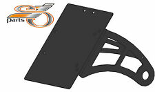 Harley Davidson Softail Support plaque d'immatriculation latérale NEUF